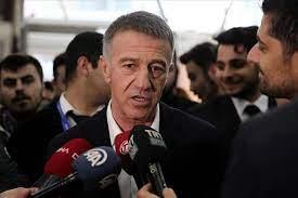 Ahmet Ağaoğlu: Son 1 hafta içinde kaptanımızın eşi üzerinden propaganda  yapıldı, bu aşağılık olayı lanetliyorum