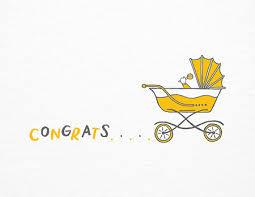 Baby Congrats Cards Postable