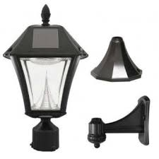 Victorian Bulb 3 Mounting Options With GSSolar LED Light Bulb GS Solar Led Lights For Homes