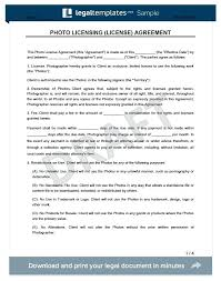 User License Agreement Template License Agreement Software As A