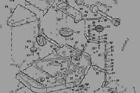 john deere 261 finish mower idler pulley replacements diagram mtd yard machine belt diagram john deere stx46 belt diagram
