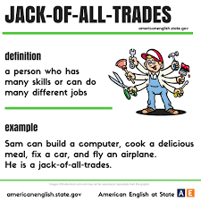 expression jack of all trades learnenglish idioms english  expression jack of all trades learnenglish idioms