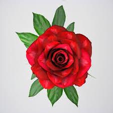 26 luxury rose flower 3d model free
