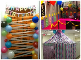 Office Birthday List Of Birthday Surprise Ideas For Boss Bosses Day Office