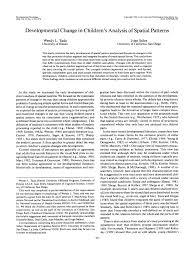 Childhood Essays Patterns Of Childhood Critical Essays Coursework Sample