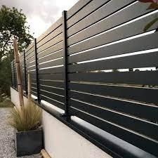 louvered fence sweet garden sg02