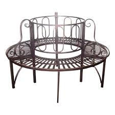 garden benches metal. Perfect Benches Amazoncom  Design Toscano Roundabout Architectural Steel Garden Bench  Outdoor Benches U0026 To Metal