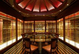 wine lighting. Residential Wine Cellar / Undercounter Wooden Integrated Lighting - STATE-OF-THE-ART WALK-IN WINE CELLAR