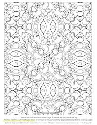 Downloadable Adult Coloring Pages