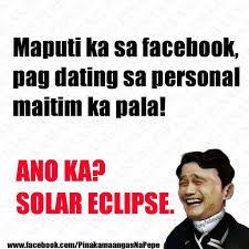 Buset Filipinoism Tagalog Quotes Tagalog Quotes Hugot Funny