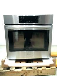 bosch benchmark wall oven wall oven cu ft modes single electric convection oven benchmark wall oven reviews bosch benchmark double wall oven