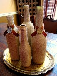 How To Decorate A Wine Bottle For Christmas 100 of the Best DIY Wine Christmas Decoration Projects Blog Your 40
