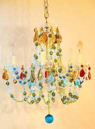 colored crystals for chandeliers multi colored crystal chandelier best chandeliers images on chandeliers lights and intended colored crystals