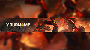 free fire you banner pack template