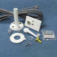 winegard sensar amplified antenna complete kit caravan tv associated components