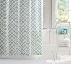 Marlo Organic Shower Curtain Pottery Barn