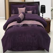 purple twin comforter sets brilliant pretty bedroom on brown and blue bedding regarding jpg 13