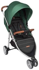 Купить товар Прогулочная коляска Happy Baby Ultima V2 green ...