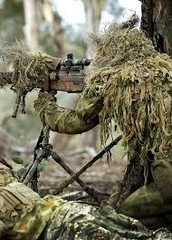 Australian army recon/<b>sniper</b> | <b>Sniper</b> training, <b>Ghillie</b> suit, Military ...