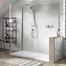 walk in shower : Stand Up Shower Frameless Shower Enclosures Shower ...