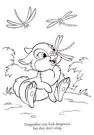 Coniglietto Bambi Disney Idea Per Pittura Su Stoffa Idee Per