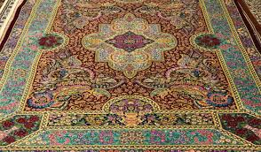 how to know high quality handmade persian silk rugs