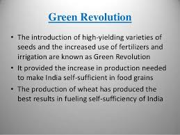 n agriculture green