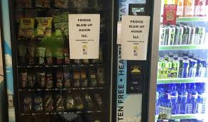 Vending Machine Repairs Melbourne Extraordinary Home Dibbsys Technical Services