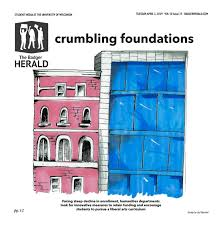 Crumbling Foundations Volume 50 Issue 25 By The Badger