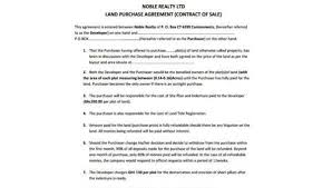 Purchase Agreement Samples Land Purchase Agreement Samples 9 Free Documents In Pdf