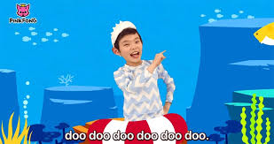 Baby Shark The Viral Kids Tv Song Goes Top 10 For The