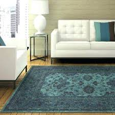 aqua area rug turquoise target rugs for overdyed