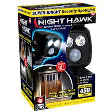 Wireless Lights Walmart Night Hawk Wireless Home Safety Lighting As Seen On Tv Walmart Com
