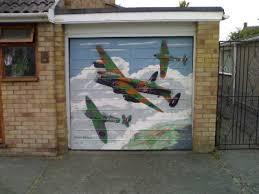 garage door artGarage Door Art