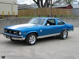4th Generation('75 - '79) Wheel and Tire Fitment - Chevy Nova Forum