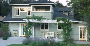 Cool Hue Paint Color Inspiration For Home Exteriors  BehrBehr Exterior Paint