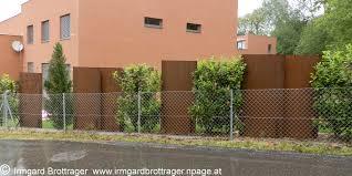 Emejing Gartengestaltung Sichtschutz Stahl Pictures House Design