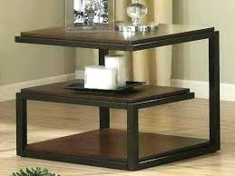 full size of solid wood side tables small round reclaimed coffee canada modern dining table for