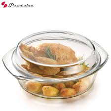 get ations turkey pasabahce proof glass pot glass bowl with lid bowl microwave oven dedicated
