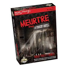 french only turn your get together with friends into an evening of intrigue and investigation bee suspects in a criminal case who is the