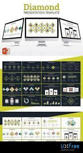 Diamond Powerpoint Template 1697364 Uxfree Com