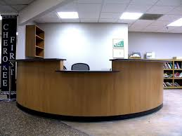 reception desks for offices custom counters front desk office furniture dallas tx 51a0039cc03620f80bb6f9af9ea large