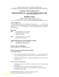 Resume For Accountant Job Download Examples Resume Career Objectives