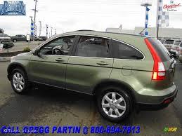 2007 honda crv paint colors | 2007 Honda CR-V EX-L 4WD - Green Tea ...