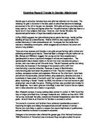 stratification essay gender stratification essay