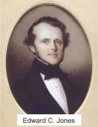 Edward Coffin Jones (1805-1880) - Find A Grave Memorial