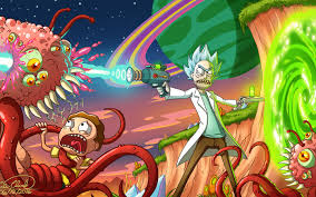 wallpapers 4k, Rick And Morty wallpapers
