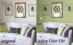 Paint Your Living Room How To Virtually Re Paint Your Room Honeybear Lane