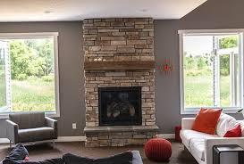 reclaimed barn wood fireplace mantels