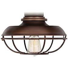 rustic ceiling fans. Franklin Park Oil-Rubbed Bronze Damp Ceiling Fan Light Kit Rustic Ceiling Fans